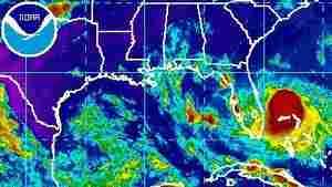 Still Off Florida's Coast, Tropical Storm Arthur Moves Northward