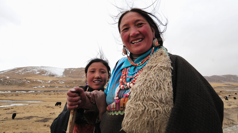 with help from extinct humans tibetans adapted to high altitude