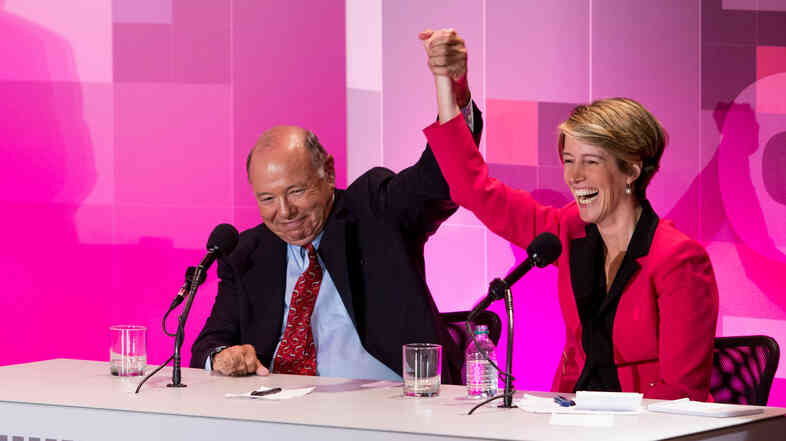 Burt Neuborne and Zephyr Teachout convinced audience members that the right to unlimited spending on political speech is not guaranteed by the Constitution.