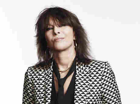 The Pretenders' singer just released a solo album, but still has high-profile help. Hear four songs.