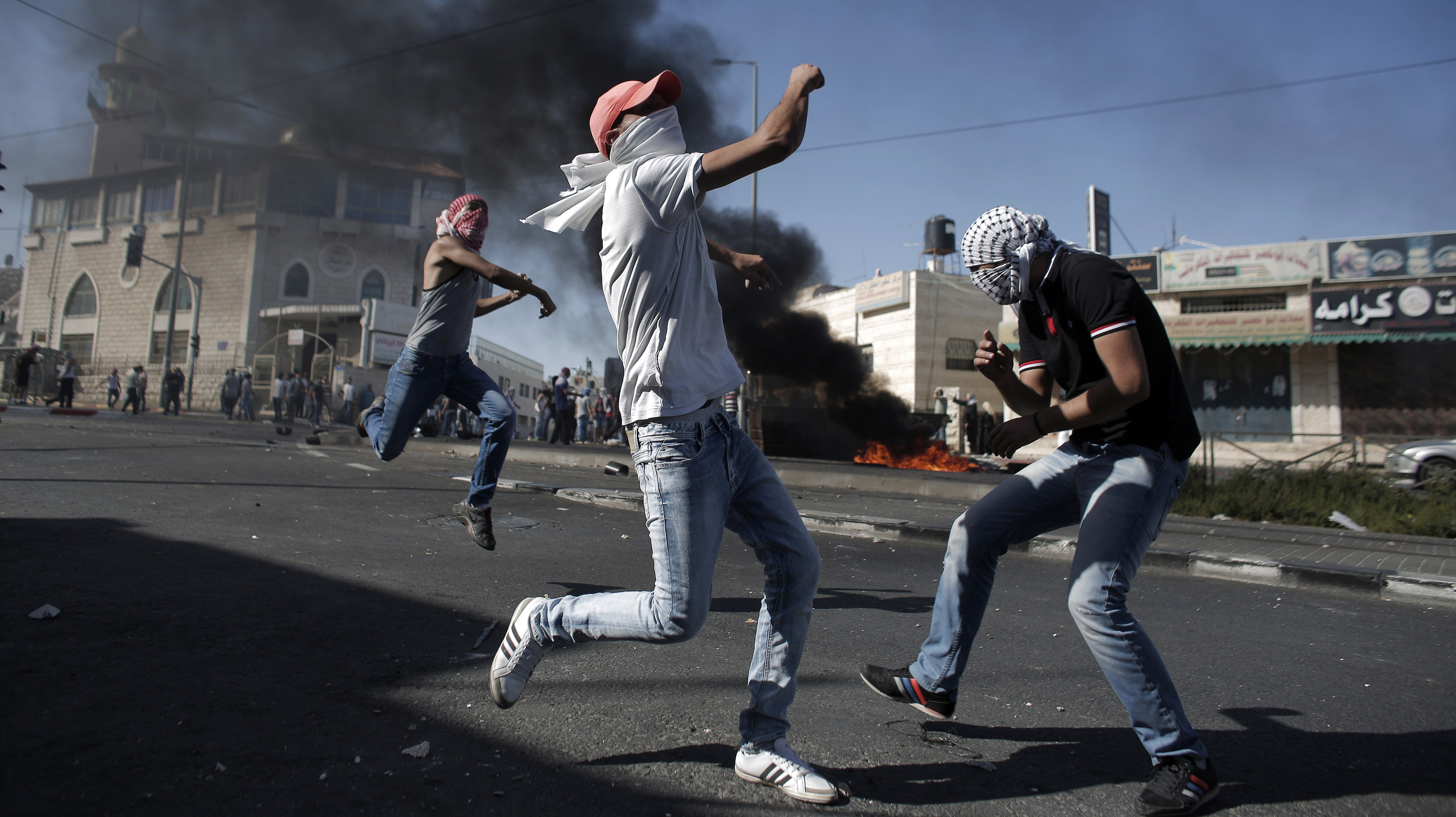 Palestinians Clash With Israeli Forces After Teen Is Abducted