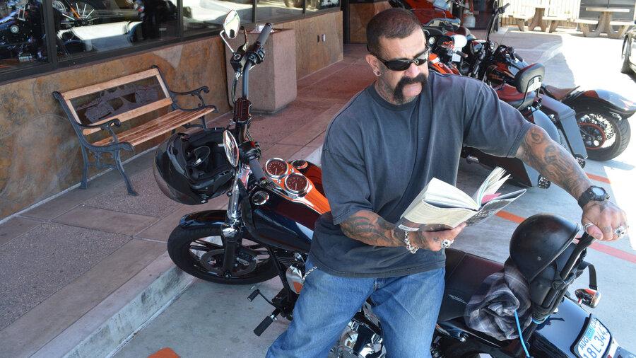 Vroom Hmmmm Motorcycles As Literary Metaphor