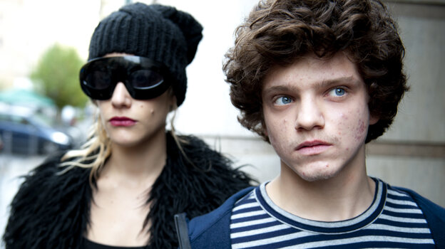 Lorenzo, a 14-year-old misfit played by Jacopo Olmo Antinori, adopts a new worldview after spending a week in his basement with his estranged half-sister, Olivia, played by Tea Falco.