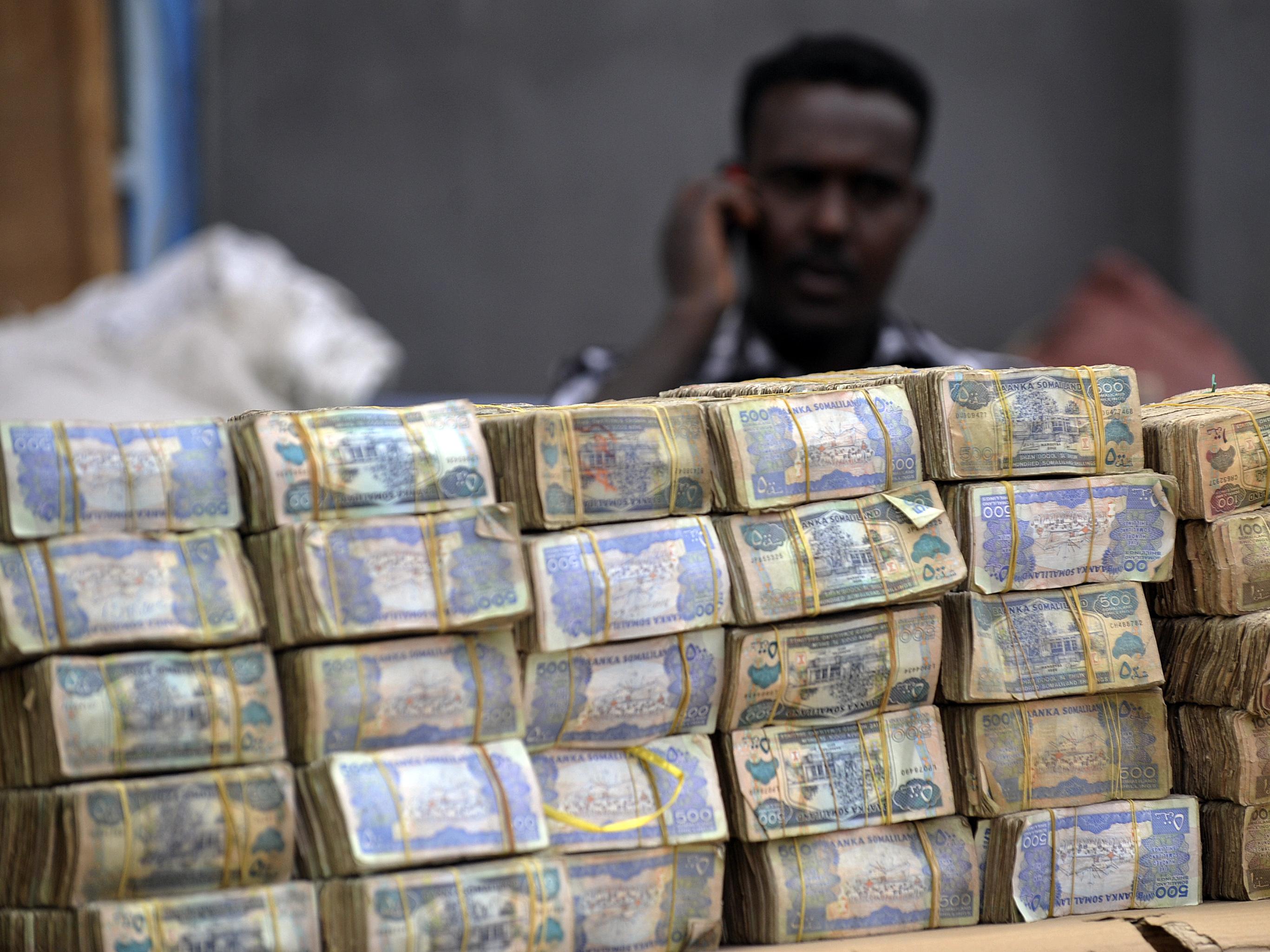 Somalia Currency, Coins |Somali Money