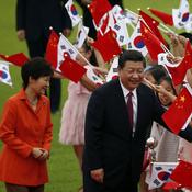 China's President Visits South Korea, Snubs North Korea