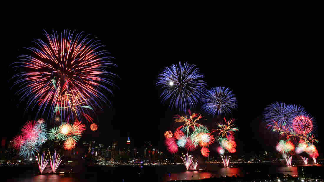 Appeal to the senses this Independence Day — before watching fireworks, treat your ears to this playlist of World Cafe favorites.