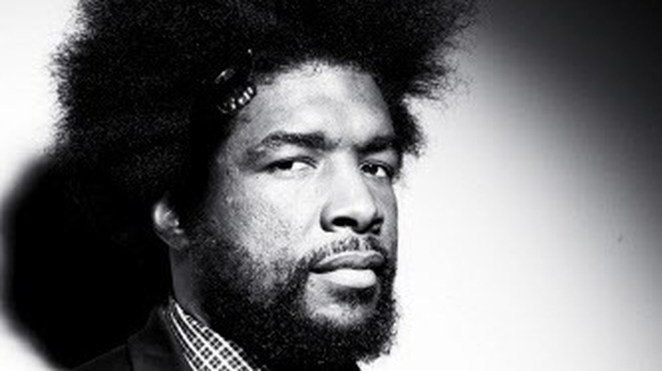 "Ahmir ""Questlove"" Thompson serves as drummer, bandleader and producer for The Roots."