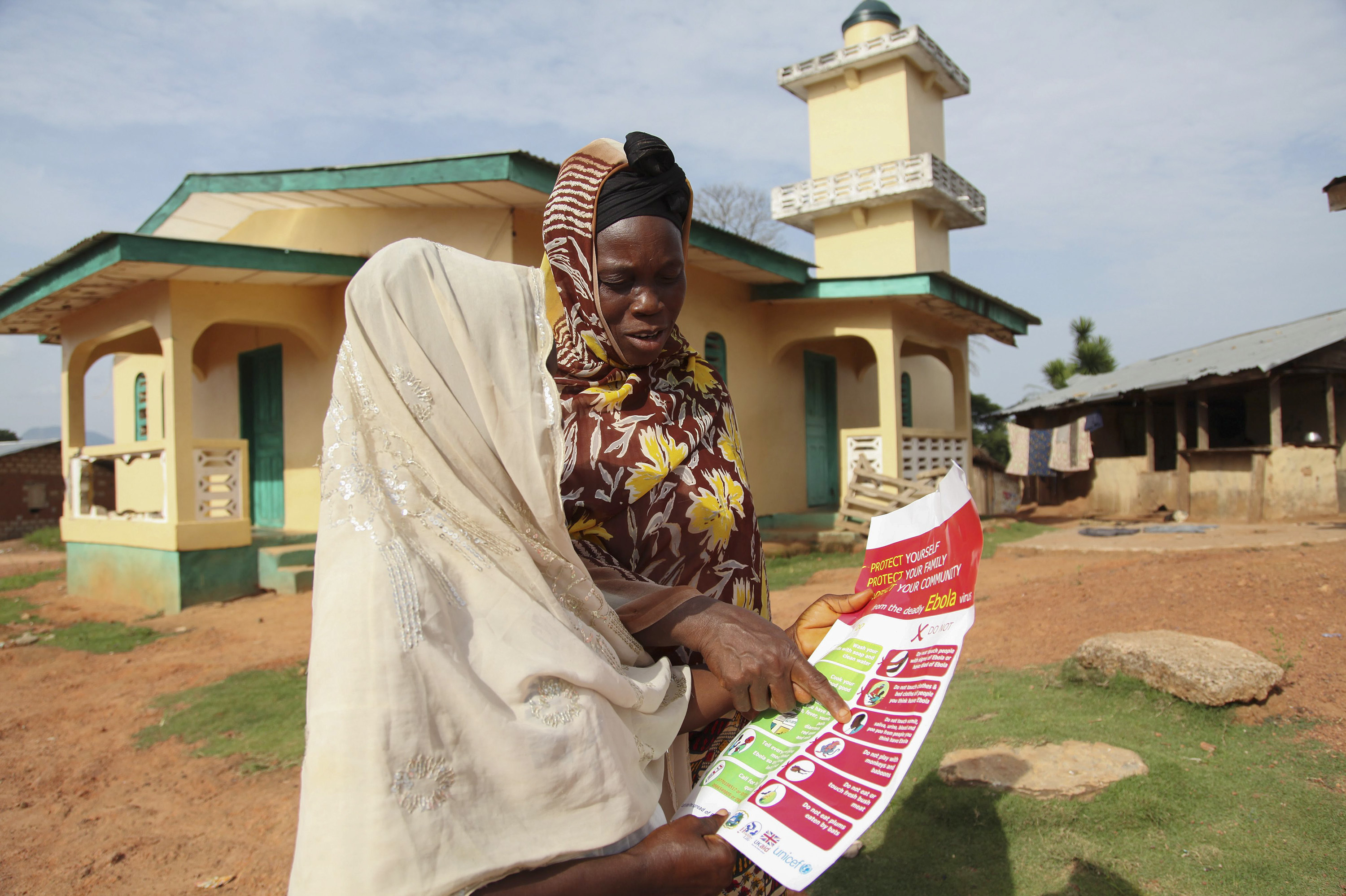 As Ebola Cases Spike, WHO Asks For More Money And Help