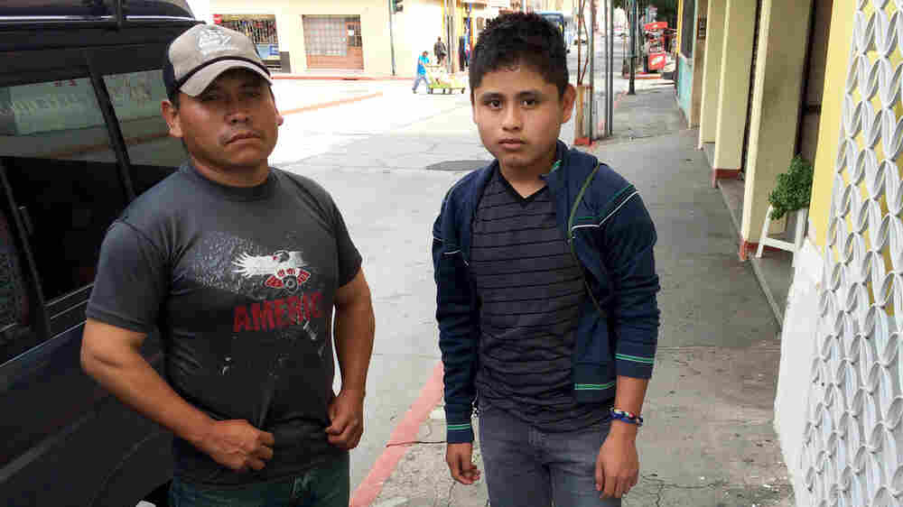 Deportation Threat Doesn't Diminish Young Migrants' U.S. Hopes