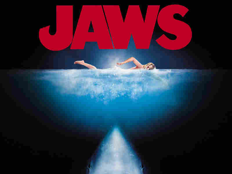 A promotional image for Jaws.