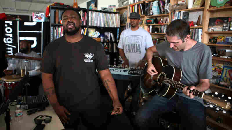The Foreign Exchange: Tiny Desk Concert