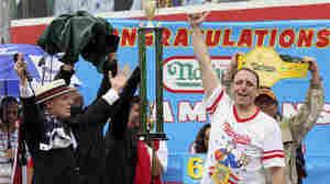 We Have A Weiner: Joey Chestnut Defends Hot-Dog-Eating Crown