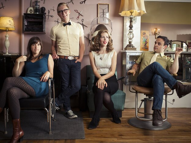 Lake Street Dive's latest album is Bad Self Portraits.