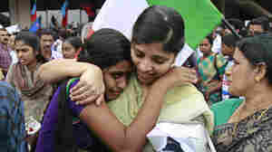 Indian Nurses Back Home After Being Trapped By Fighting In Iraq