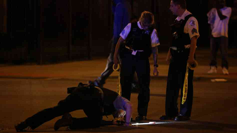 More Than 50 People Were Shot In Chicago Over The Holiday Weekend