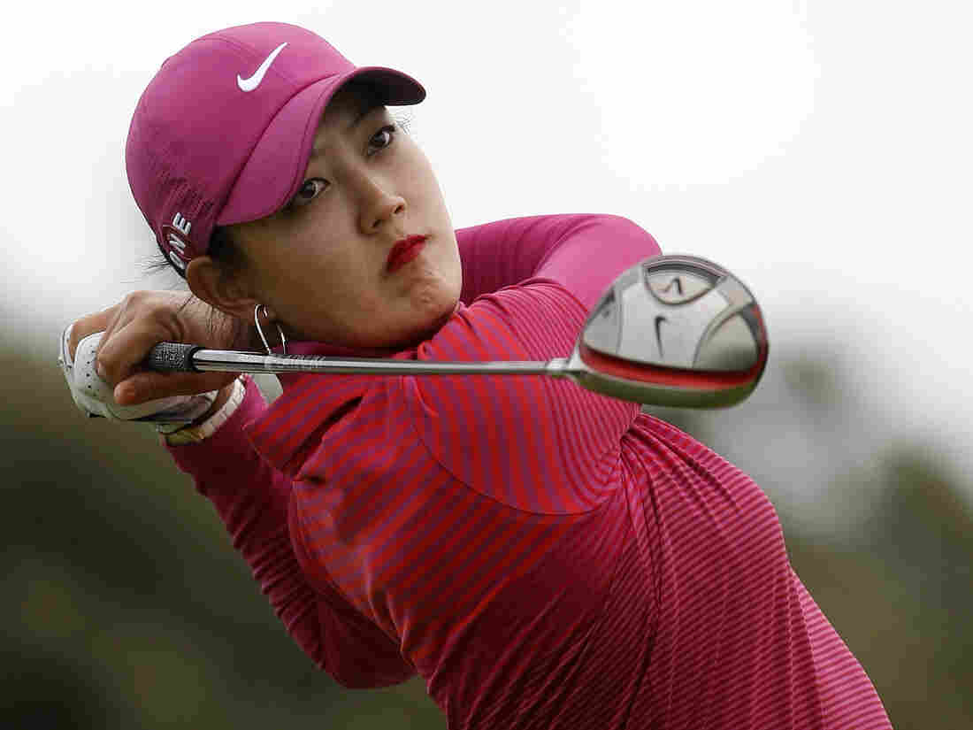 American golfer Michelle Wie was a child prodigy. As an adult, she might just be the best female golfer in the world.