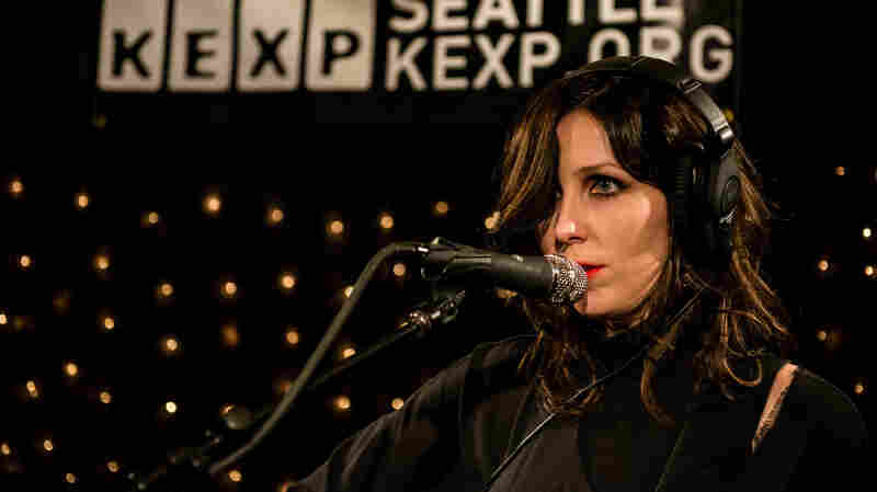 Chelsea Wolfe, 'The Warden' (Live)