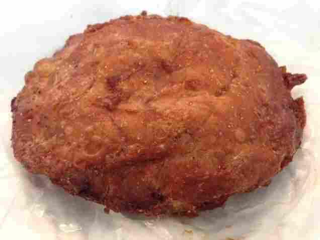 Unidentified Fried Object.