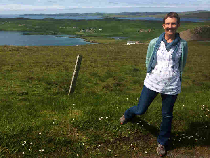 For One Crime Writer, Peaceful Shetland Is A Perfect Place ...