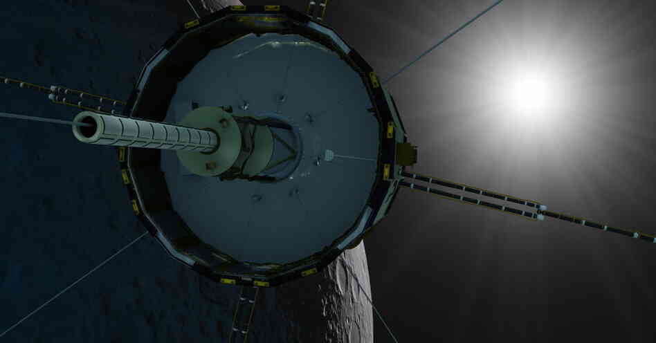 With a comet fly-by and a solar orbit behind it, ISEE-3 has now revved its engines for a swing past the moon.