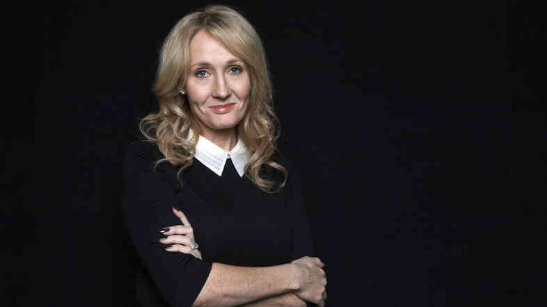 J.K. Rowling's new Harry Potter tale takes aim at the tabloid press.