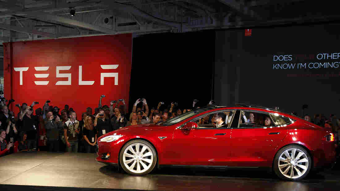 Tesla, the electric car company, recently decided to, basically, give up its patents.