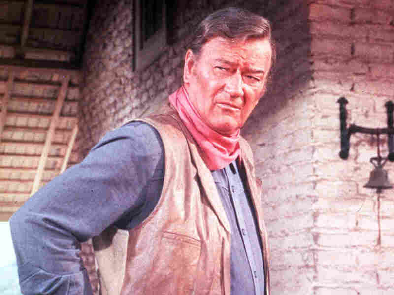 """John Wayne went by """"Duke"""" nearly all his life, but that's not the name that appeared on his driver's license."""