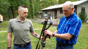 Bryan McDonel and his father, Mike, both served multiple tours in Iraq with the National Guard. Bryan was first prescribed painkillers before his deployment, and his dependence on medication prompted a downward spiral.
