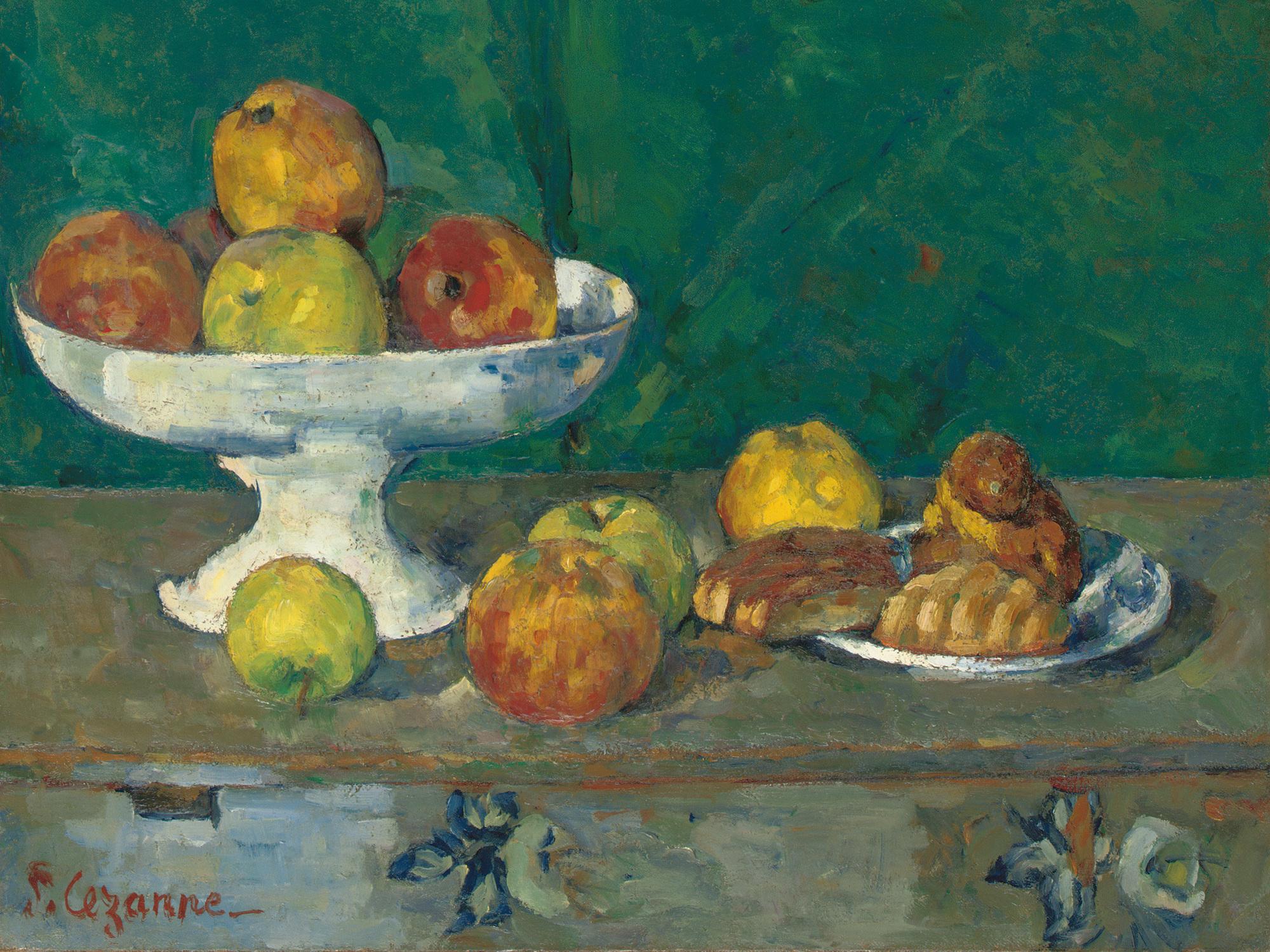 Cake Art History : Art History News: The World is An Apple: The Still Lifes ...