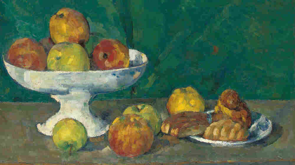 For Paul Cezanne, An Apple A Day Kept Obscurity Away