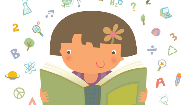 A study of twins shows why being a good reader and a good math student may go hand in hand.