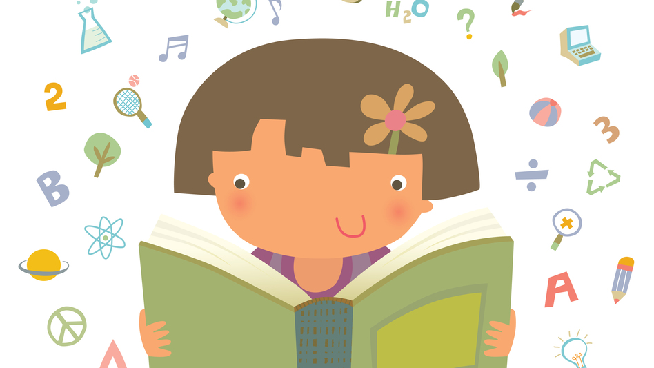 A study of twins shows why being a good reader and a good math student may go hand in hand. (iStockphoto)