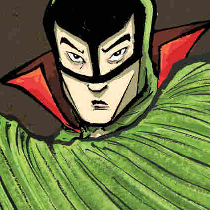 Was The Green Turtle The First Asian-American Superhero?
