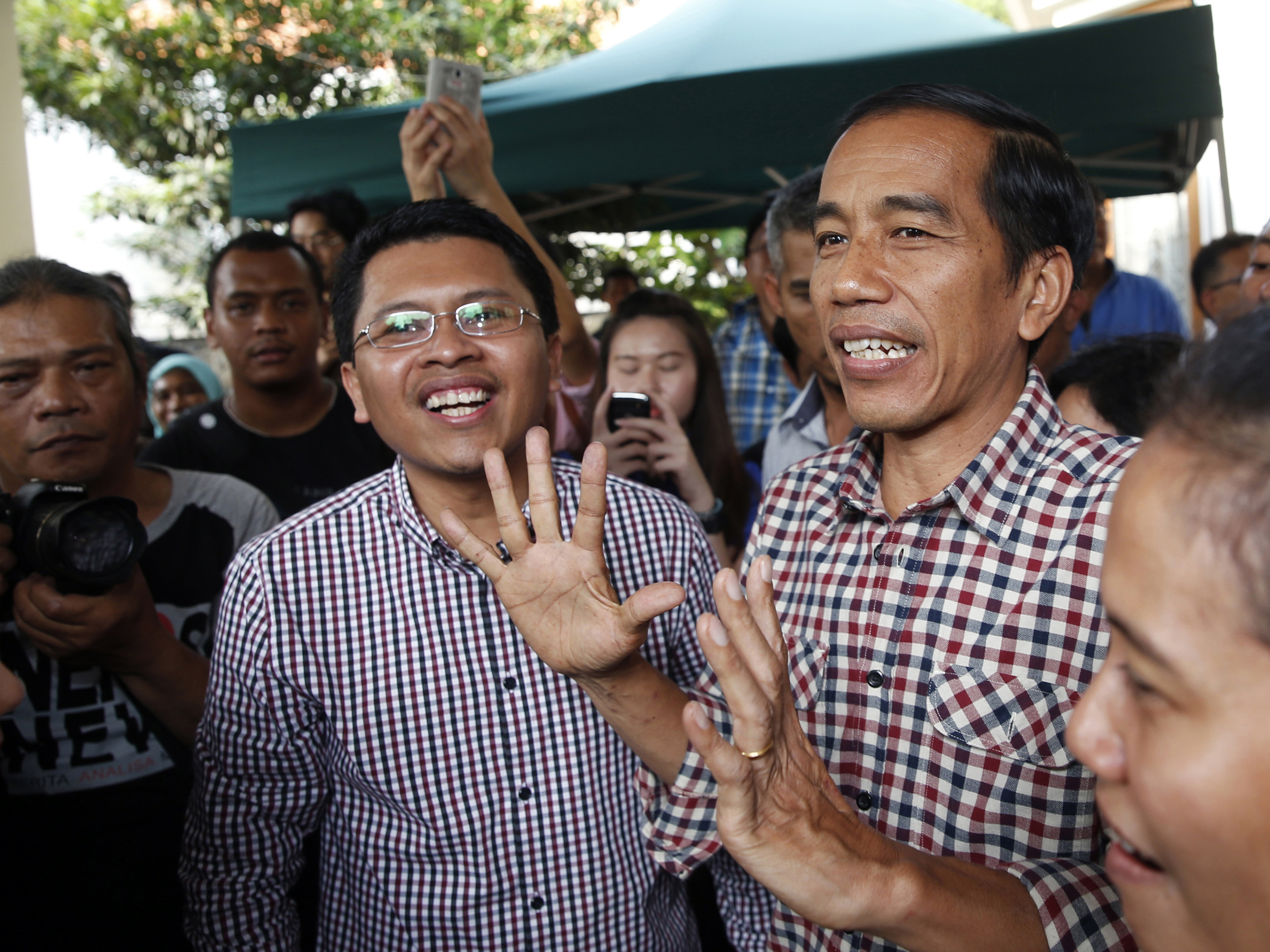 Results In Limbo After Indonesia's Presidential Election