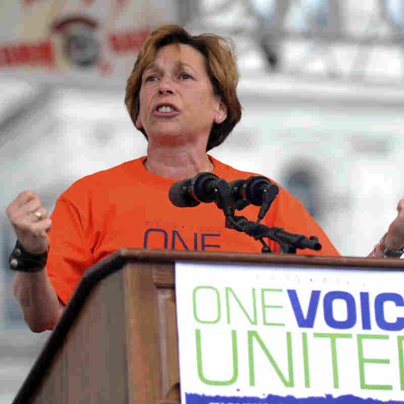 Q&A: A Union Leader On Tenure, Testing And The Common Core