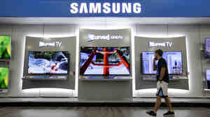 Electronics giant Samsung is facing allegations that a supplier in China used child labor to meet the company's production targets.
