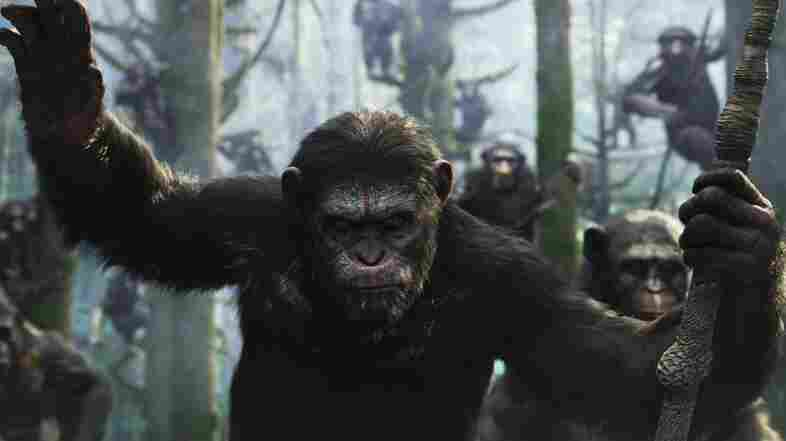 'Apes' For A New Age, With Little Use For Us