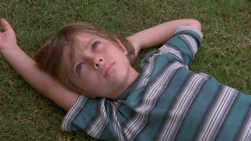 Filmed Over 12 Years, 'Boyhood' Follows A Kid's Coming Of Age