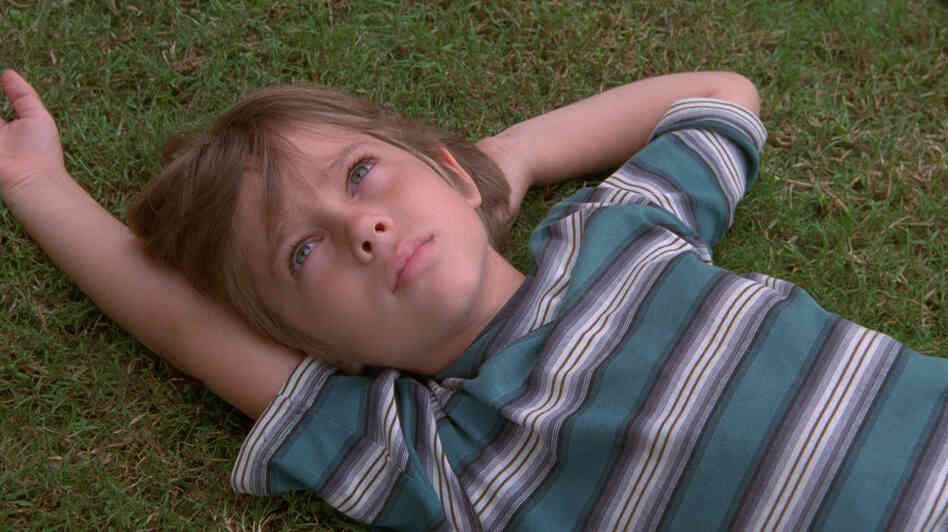 Ellar Coltrane, who plays Mason in the new movie Boyhood, was 6 years old when director Richard Linklater picked him for the role.