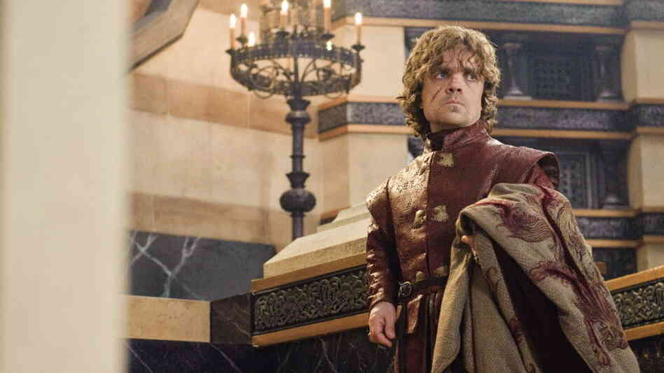 Peter Dinklage stars in HBO's Game Of Thrones, which earned 19 Emmy nominations, including one for Dinklage as best supporting actor in a drama series.