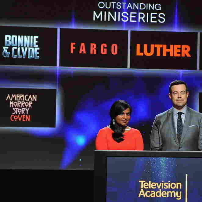 Mindy Kaling and Carson Daly announce nominations for The 66th Primetime Emmy Awards Thursday morning.