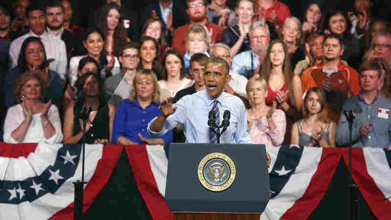 """Speaking about the need for congressional action on immigration, President Obama told a crowd at the Paramount Theatre in Austin, Texas, on Thursday that he would """"love it if the Republicans did stuff too."""""""