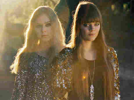 Hear the Swedish sister act perform four harmony-rich folk-pop songs from its new album, <em>Stay Gold</em>.