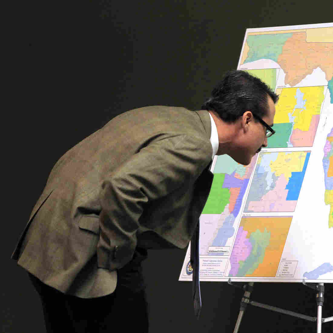 Florida Ruling Is A Primer On Redistricting Chicanery