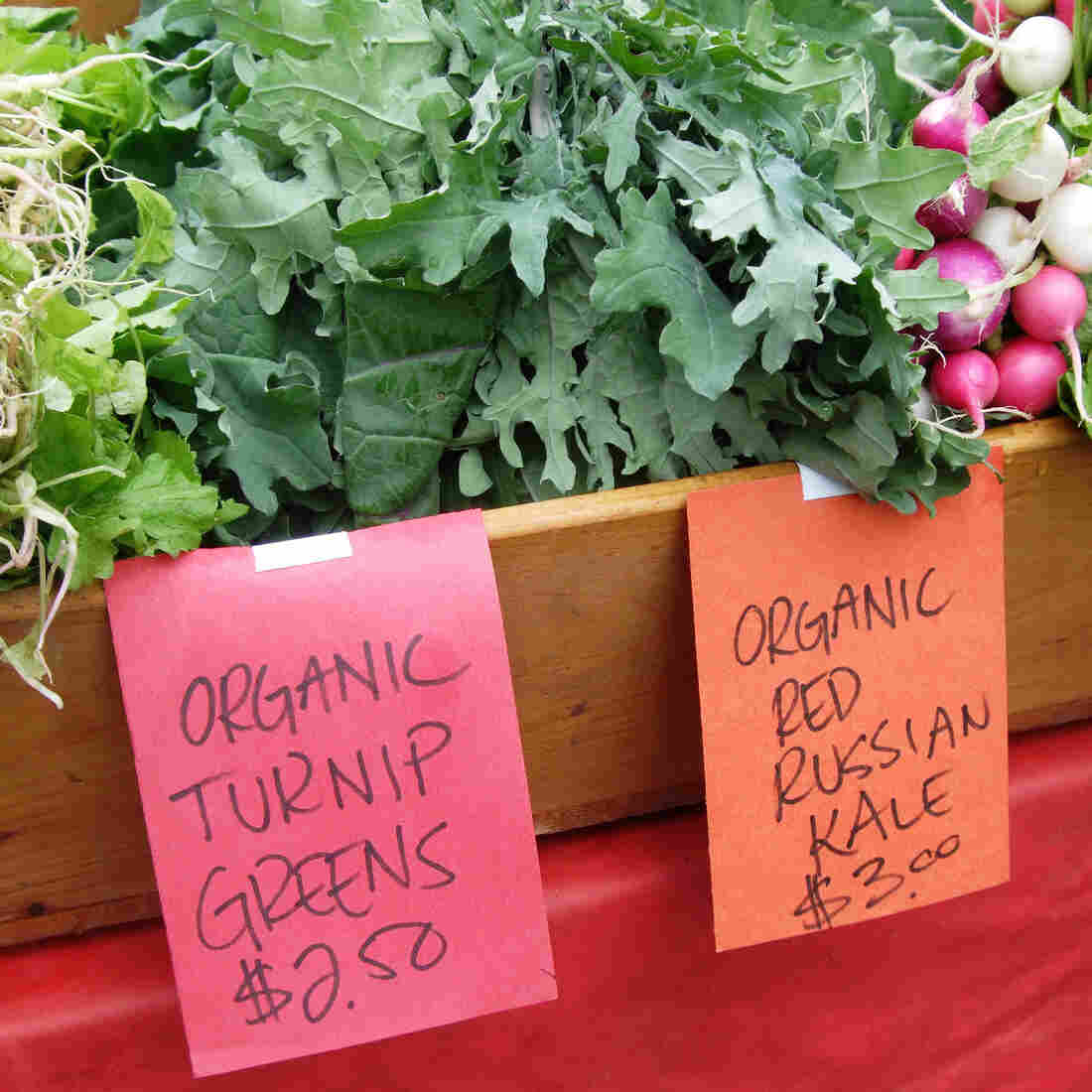 Are Organic Vegetables More Nutritious After All?