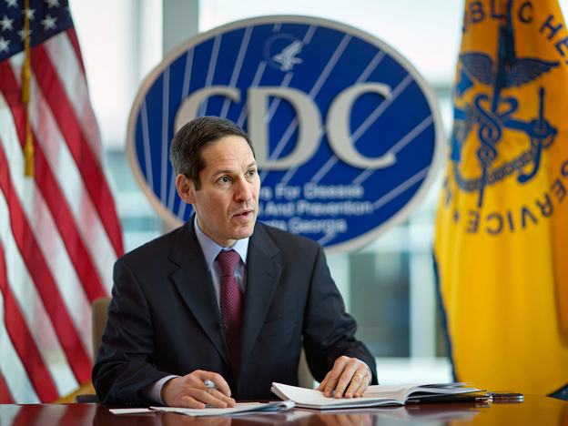 Dr. Thomas Frieden has directed the CDC since June 2009.