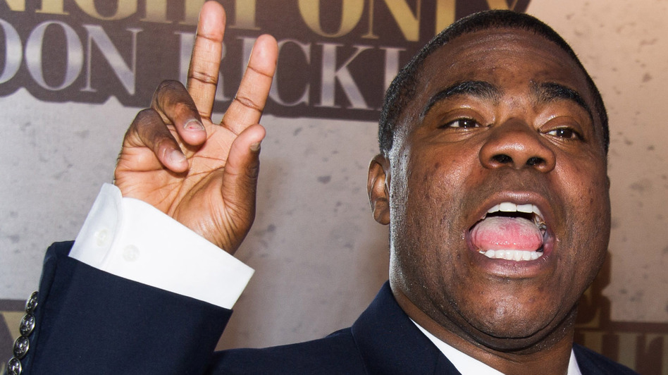 Tracy Morgan attends One Night Only: An All-Star Tribute To Don Rickles in May, a few weeks before the crash that seriously injured him and killed fellow comedian James McNair.