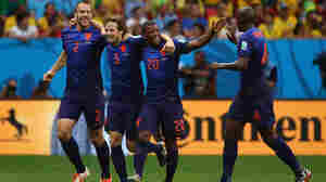 Netherlands Dominates Brazil To Win Third Place In World Cup