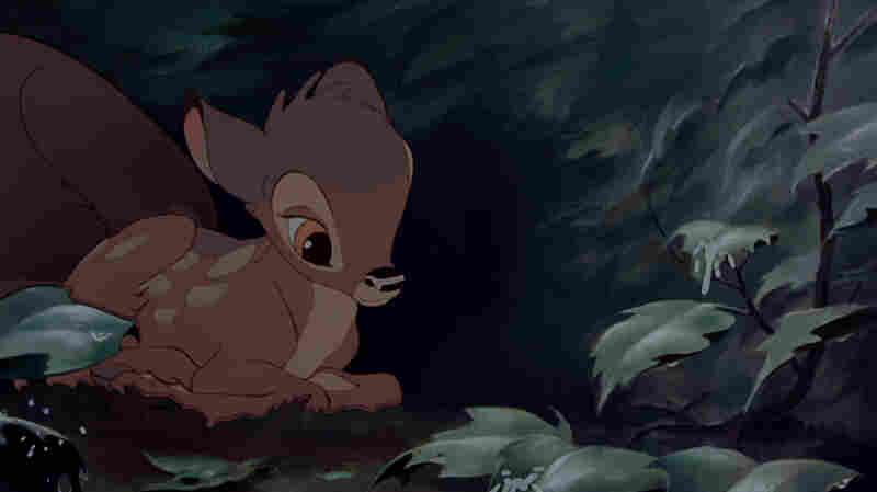 Bambi, Disney's 1942 animated feature about a fawn's life in the woods, has a heartbreaking scene many young viewers never forget: the death of Bambi's mother. Sarah Boxer wrote about the pervasive theme of dead mothers in animated films and children's stories for this month's issue of The Atlantic.