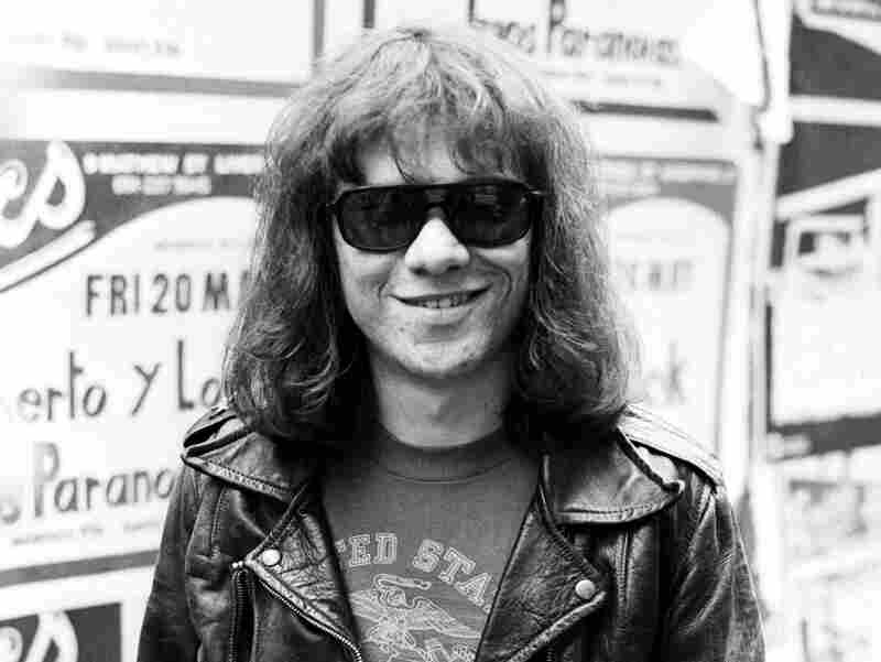 Tommy Ramone, the original drummer for the Ramones, died Friday at the age of 6